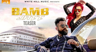 Amrit Maan Song Bamb Jatt is Out Now
