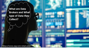 What are Data Brokers and What type of Data they Collect? Avg.com/retail