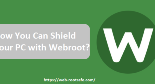 Shield Your PC with Webroot.com/safe