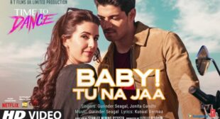 Baby Tu Na Jaa Lyrics – Time To Dance Song & Cast – 2021